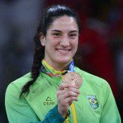 Mayra Aguiar é bronze nas Olimpíadas de Tóquio!
