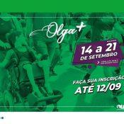 Movimente-se por uma causa nobre e participe do evento esportivo Olga+