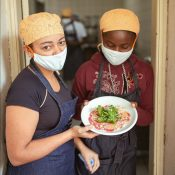 Chef Aprendiz realiza projeto em parceria com a Missão Paz