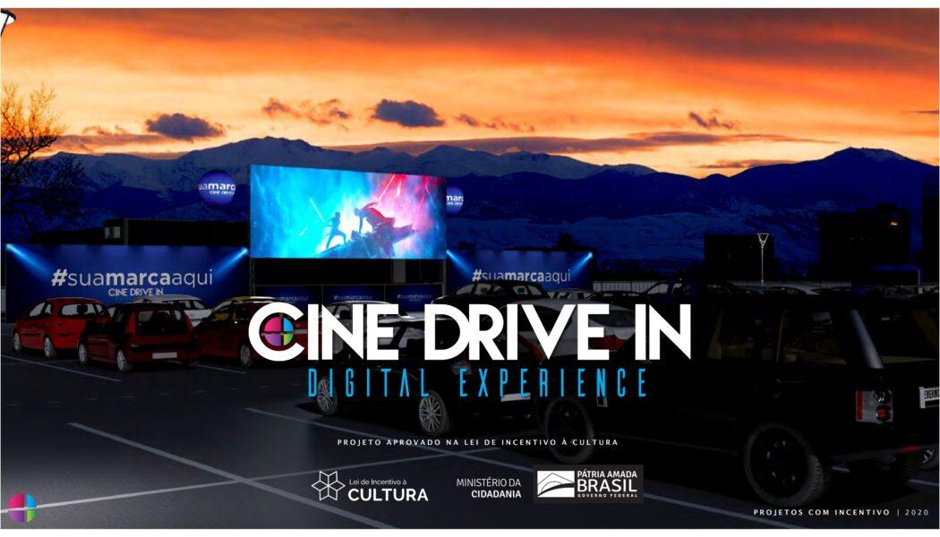 Cine Drive In Digital Experience