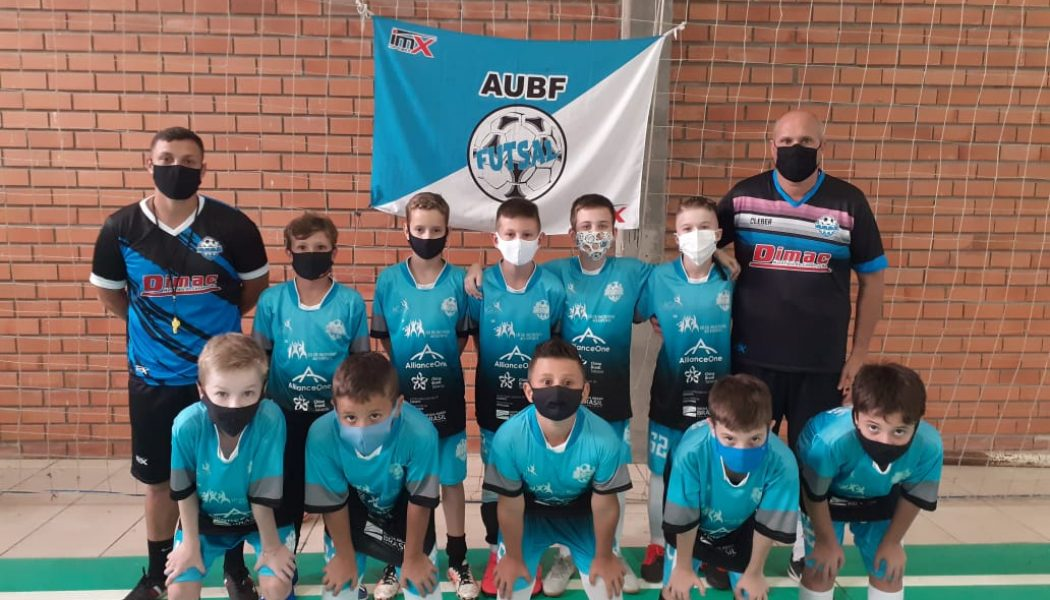 Projeto Futsal Venâncio Aires retoma atividades presenciais