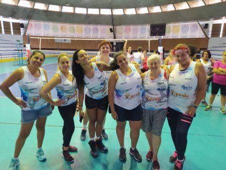 Agita São Bernardo faz entrega oficial das camisetas do projeto