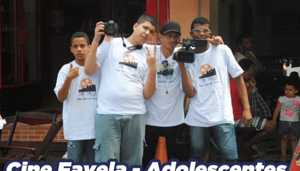 Cine Favela – Adolescentes
