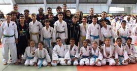 Projeto Kimono de Ouro conquista 13 medalhas em Lindóia