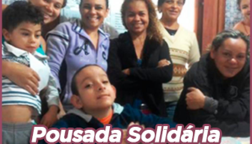 Pousada Solidária – Via Vida