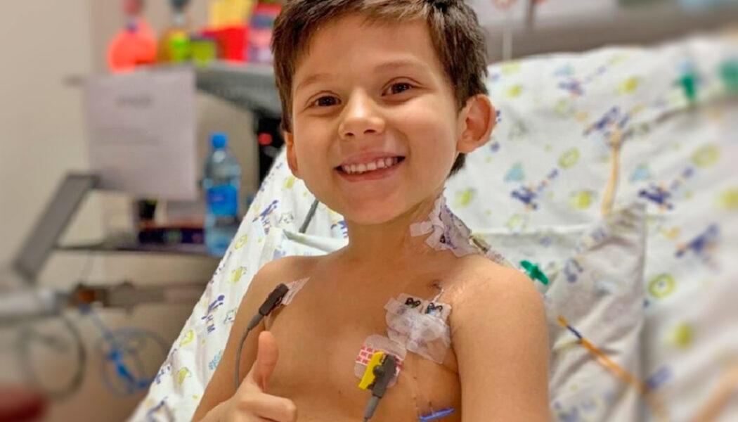 Hospital da Criança e Maternidade realiza mais um transplante cardíaco infantil