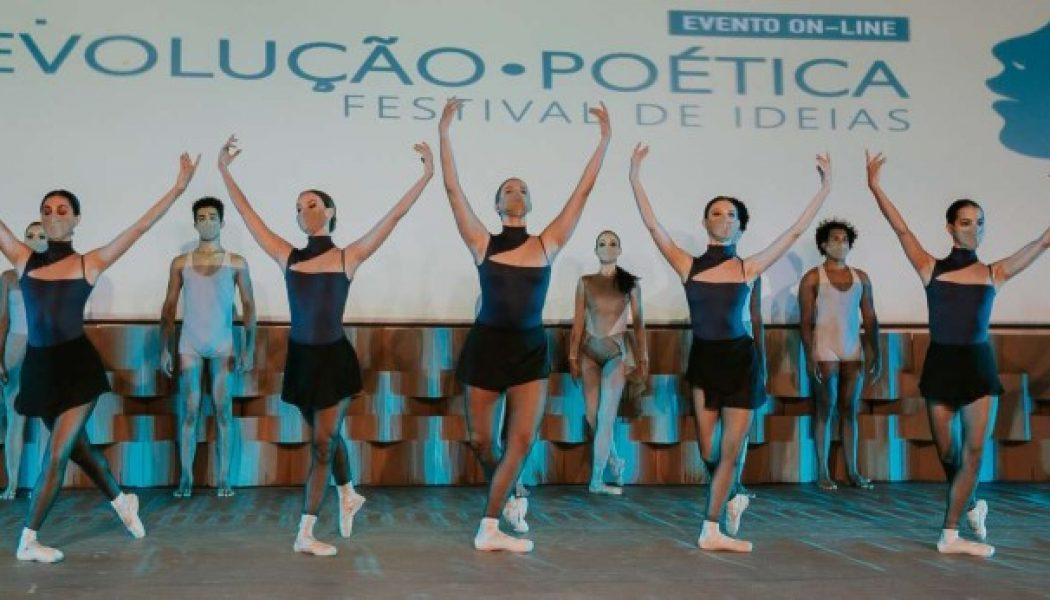 Revolução Poética – Festival de Ideias l Fundação do Livro e Leitura de Ribeirão Preto