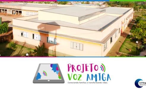 Fundação Toque e Projeto Voz Amiga